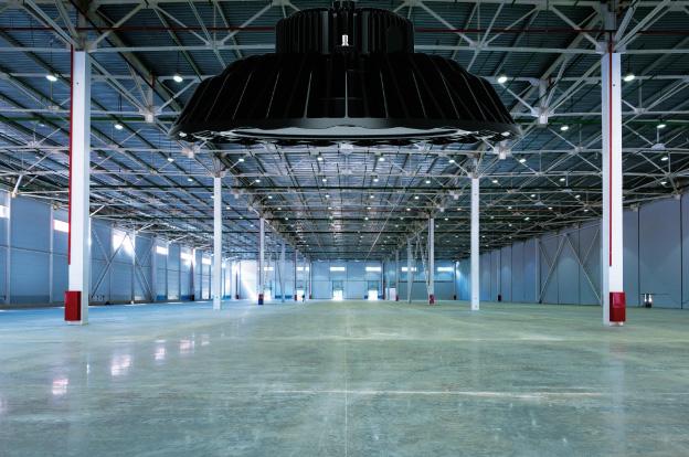 LED-Hallenstrahler-Produkte