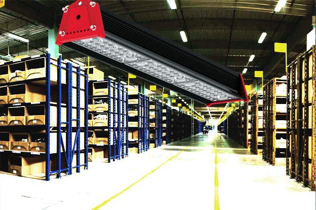 LED-Hochregalstrahler-Produkte