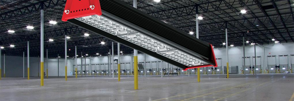 LED Hochregalstrahler – Hi Rack