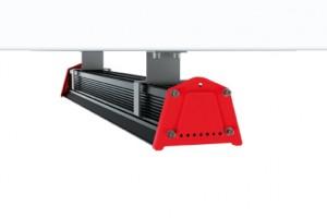 LED Hochregalstrahler HiRack-Decke