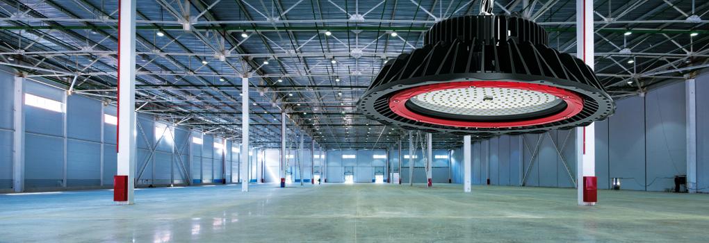 Slider LED Hallenstrahler